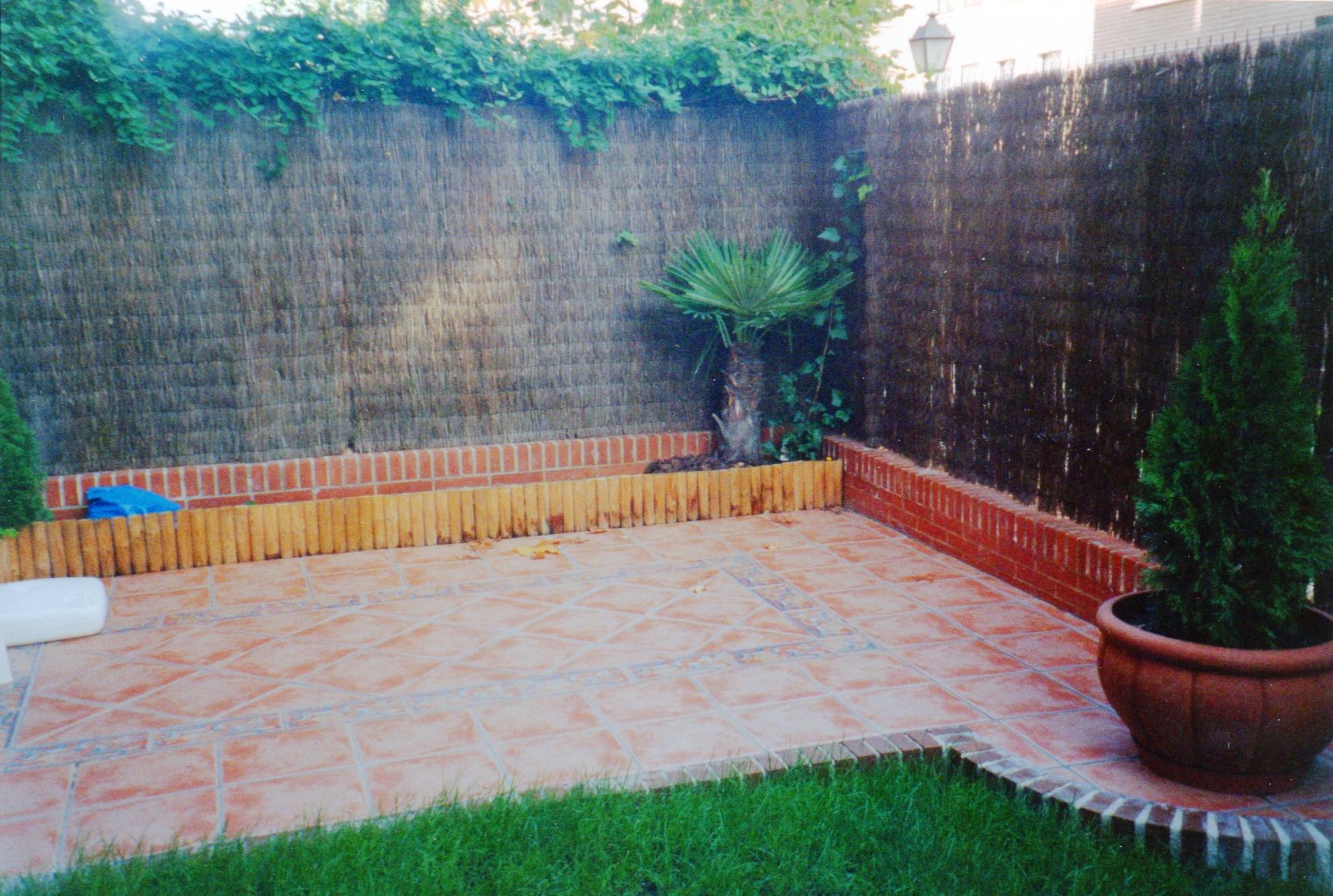 Bajo con jardin- Alcorcon003