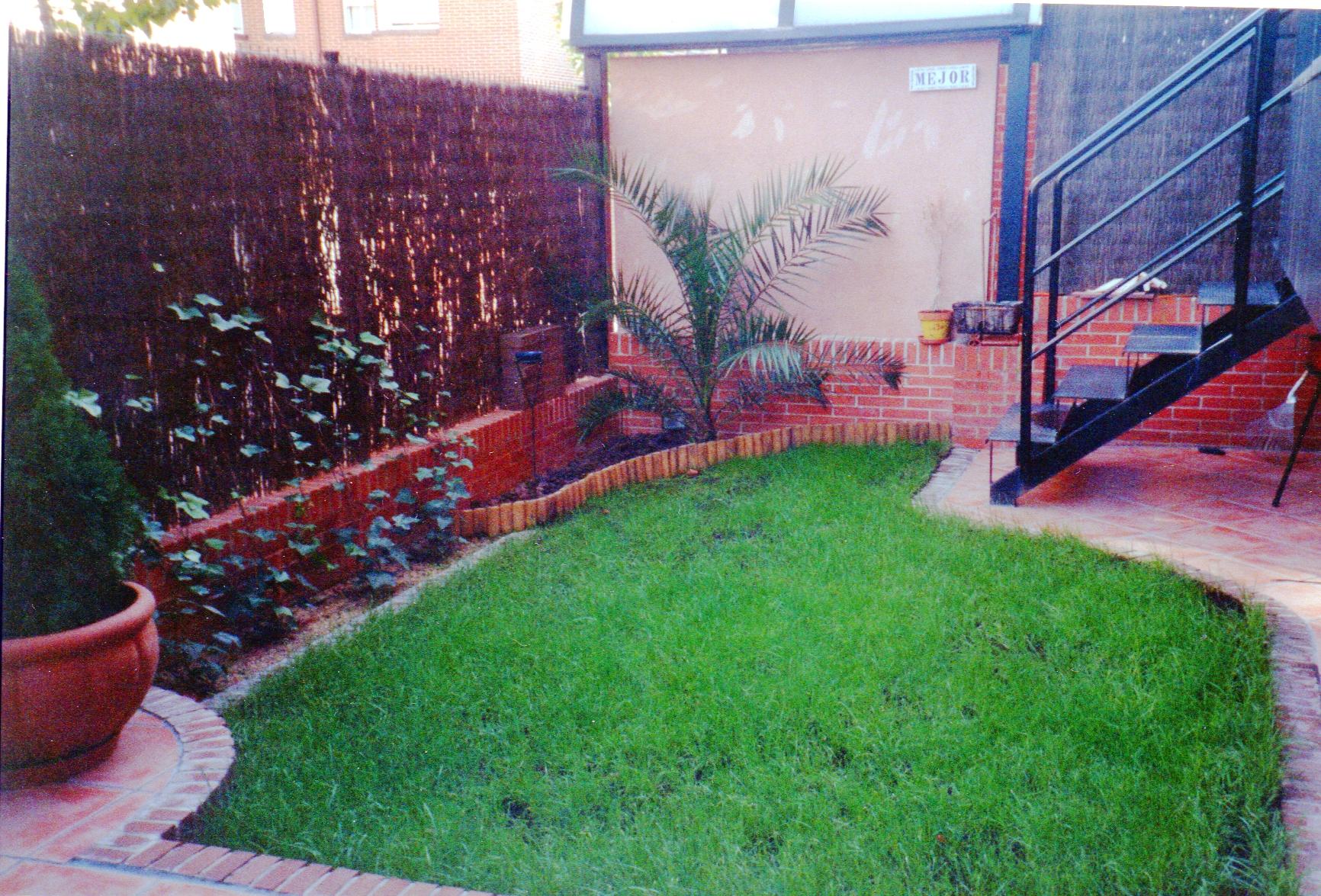 Bajo con jardin- Alcorcon005