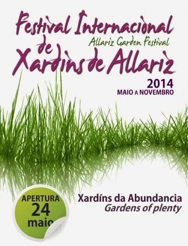 Festival Internacional Jardines de Allariz