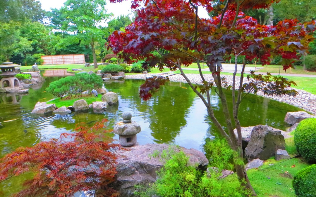 The Kyoto Garden (London)