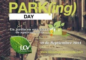 PARK(ING) DAY 2014