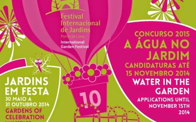 Festival Internacional de Jardines de Ponte de Lima (Portugal)