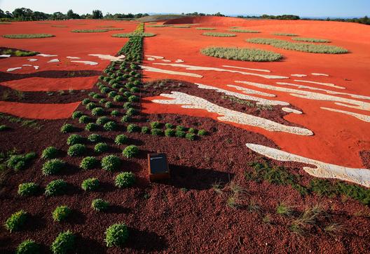 Jardín Botánico australiano gana la categoría de paisajismo en el World Architecture Festival