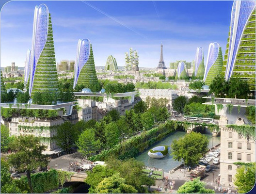 """SMART CITY"" PARÍS 2050"