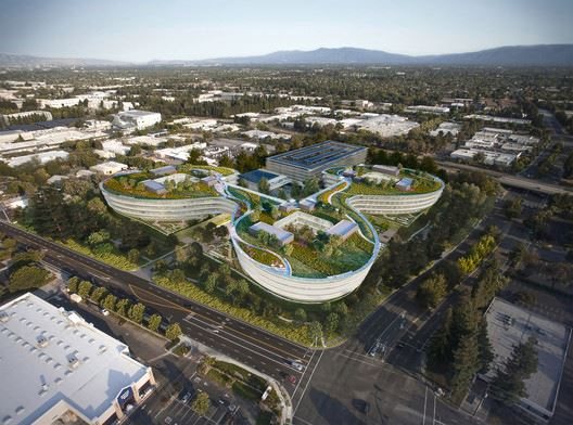 NUEVO CAMPUS DE APPLE EN CALIFORNIA